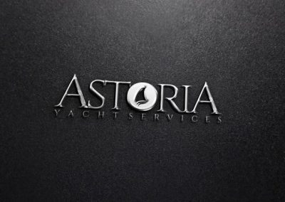 Astoria – Servis Design Logo