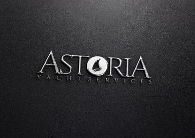 Astoria – Servis Design Logo