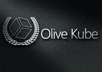 Olive Kube – Servis Design Logo
