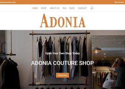 Adonia – Shoping Cart