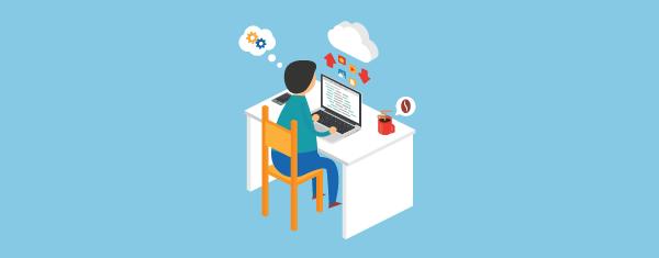 Kehidupan Sebenar Seorang Web Designer