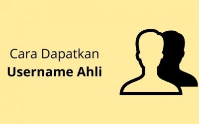 Cara Dapatkan Username Ahli (UAP Tutorial)
