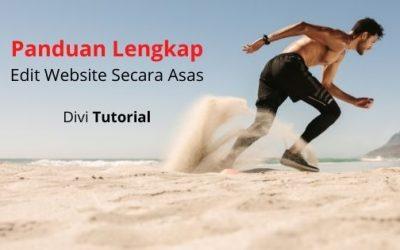Panduan Lengkap Asas Edit Website (Divi Tutorial)
